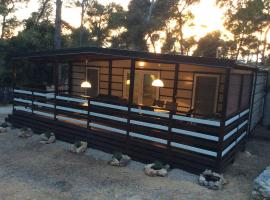 Mobile Home Shelbox, holiday home in Biograd na Moru