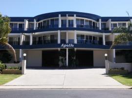 Apollo Luxury Apartments, hotel near Merimbula Main Beach, Merimbula