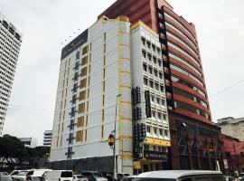 Swiss Hotel Kuala Lumpur, hotel near Bank Negara Malaysia Museum and Art Gallery, Kuala Lumpur