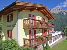 Hotel Vigo, hotel in Vigo di Fassa
