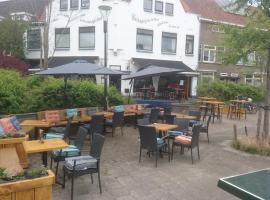 cafe 't Vonderke, B&B in Eindhoven