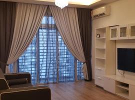 Sha's Dwiputra Private Suite ( Putrajaya City HUB), apartment in Putrajaya