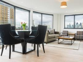City Aldgate Apartments, appartement in Londen