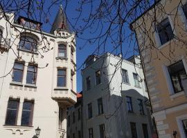 City Inn Riga Apartment, Old Town Liberty promenade with parking, puhkemajutus Riias