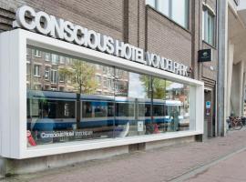 Conscious Hotel Vondelpark, hotel dicht bij: Vondelpark, Amsterdam