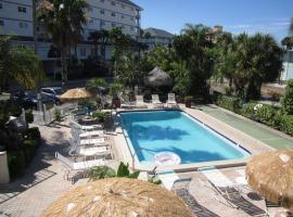 Sands Point Motel, motel in Clearwater Beach