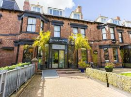 Cairn Hotel Newcastle Jesmond - Part of the Cairn Collection, hotel in Newcastle upon Tyne
