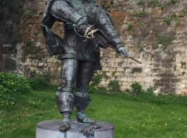 Artagnan, B&B in Maastricht