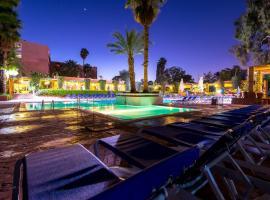 Hôtel Farah Marrakech, hotel in zona Aeroporto di Marrakech-Menara - RAK,