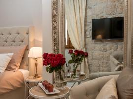 Jupiter Lux Rooms, hotel in Split