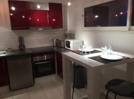 Appart Suite Castres Albinque, hotel in Castres