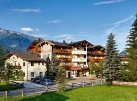Smaragdhotel Tauernblick, hotel in Bramberg am Wildkogel