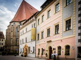 Romantik Hotel Deutsches Haus, Hotel in Pirna