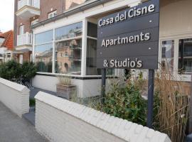 Casa Del Cisne, hotel near Circus Zandvoort, Zandvoort
