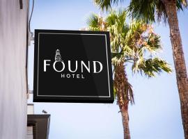 Found Hotel San Diego, boutique hotel in San Diego