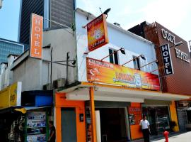 Cozy Hotel@ KL Sentral, budget hotel in Kuala Lumpur