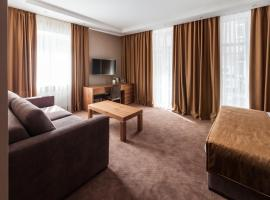 Crystal Hotel: Kiev'de bir otel