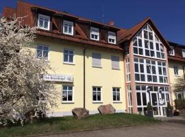 Hotel & Restaurant am Rosenhügel, Hotel in der Nähe von: Schloss Elisabethenburg, Jüchsen