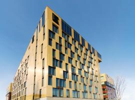 Elite Hotel Academia, hotel in Uppsala