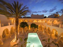 Palais Blanc Riad, hotel in Marrakesh