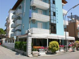 Albergo Aquila, hotel in Lido di Jesolo