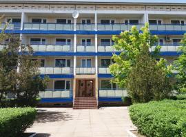 Chastnoe domovladenie Krivbass, hotel in Skadovs'k