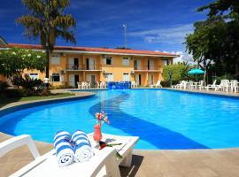 Boulevard da Praia Apart Hotel, serviced apartment in Porto Seguro