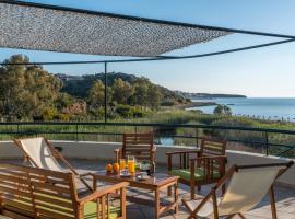 Naiades Almiros Beach Villa, accessible hotel in Agios Nikolaos