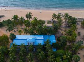 Wellé Wadiya Beach Hotel and Restaurant, hotel in Kalpitiya