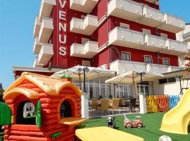 Hotel Venus, hotel in Riccione