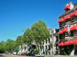 Hotel Rembrandt, hotel in Amsterdam