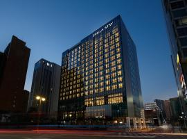 Shilla Stay Haeundae, отель в Пусане