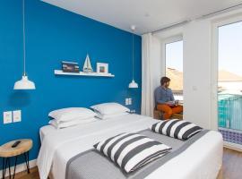 Aveiro Rossio Bed & Breakfast, hôtel à Aveiro