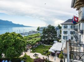Grand Hotel du Lac, hotel in Vevey