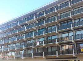 T'Hoge, budget hotel in Koksijde