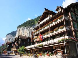 Hotel Oberland, hotel in Lauterbrunnen