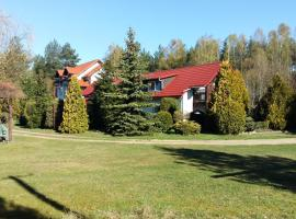 Agroturystyka Pod Klonem, hotel near Kaszyby Etnographic Park, Wąglikowice