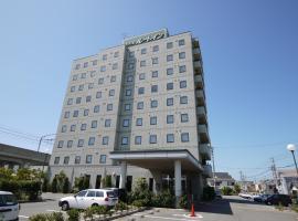 Hotel Route-Inn Tokoname Ekimae, hotel near Chubu Centrair International Airport - NGO,