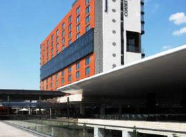 Fairfield Inn & Suites by Marriott Mexico City Vallejo, hotel in Mexico City