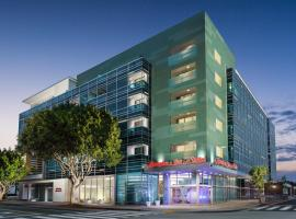 Hampton Inn & Suites Santa Monica, hotel near Santa Monica Pier, Los Angeles