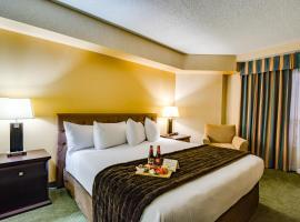 Sawridge Inn and Conference Centre Edmonton South, hotel near Edmonton International Airport - YEG, Edmonton