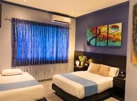 Hotel Del Centro, hotel en Guayaquil