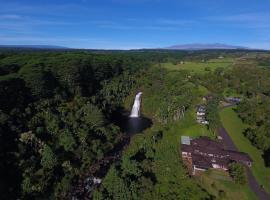 The Inn at Kulaniapia Falls, inn in Hilo