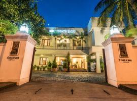 Tissa's Inn, hotel near National Shrine Basilica of Our Lady of Ransom, Cochin