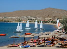 Lemnos Village Resort Hotel, ξενοδοχείο στο Πλατύ