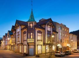 Grand Hotel Egersund, hotel in Egersund