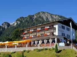 Alpenhotel Brunneck, Königssee-vatnið, Schönau am Königssee, hótel í nágrenninu