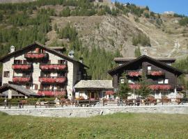 Petit Hotel, hotel in zona Parco Nazionale del Gran Paradiso, Cogne