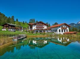 Naturhotel Reissenlehen, Hotel in der Nähe von: Königssee, Bischofswiesen