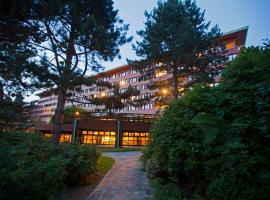 Disney's Sequoia Lodge®, hotel dicht bij: Disneyland Parijs, Coupvray